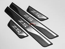 For MG ZS Car Accessories Door Sill Protectors Pedal Scuff Plate Guard 2016 2020
