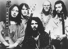 Gentle Giant - Live Concert LIST - Octopus - Three Friends - Unburied Treasure