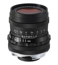 Voigtländer Ultron 1,7/35mm 1.7 35 mm VM schwarz Leica M Objektiv Einzelstück