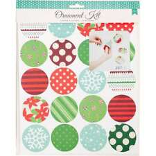 American Crafts 374297 Ornament Kit 247 - PieceS