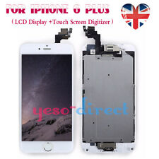 For iPhone 6 Plus Screen Replacement Retina LCD Touch Digitizer Camera White