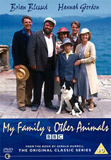 DVD:MY FAMILY AND OTHER ANIMALS - NEW Region 2 UK 86