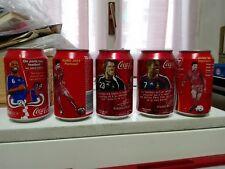 Lattine coca cola da collezione