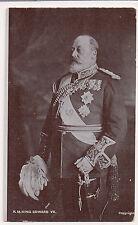 Vintage Postcard King Edward VII of England Emperor of India