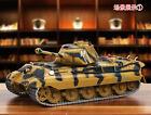 Terebo WWII German Panzerkampfwagen VI Tiger II Tank 1/32 Diecast Model