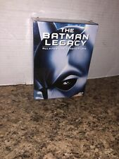 Batman Legacy (DVD, 2000, 4-Disc Set) Brand New Sealed Oop Dvd Boxset