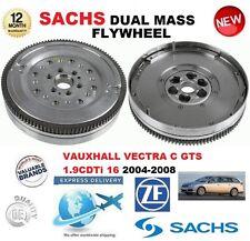 FOR VAUXHALL VECTRA C GTS 1.9 CDTi 16V 2004-2008 SACHS DMF DUAL MASS FLYWHEEL