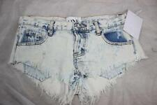 One Teaspoon Machine Washable Regular Size Shorts for Women