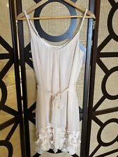 BNWT Forever New Floral Hem Skirt Dress Size 14 Pastel Mist