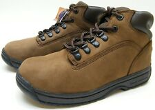 WOMENS NEW HUSH PUPPIES OUTDOOR HIKING TRAIL LEATHER LACE UP BOOTS SZ 6.5~1/2 M