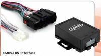 Metra GMOS-LAN-01 Radio Interface adaptor for 2006-2012 GM/Chevy/GMC