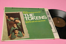 THE TOKENS LP IT'S A HAPPENING..ORIG USA '60 EX WB GOLD LABEL !!!!!!!!!!!!