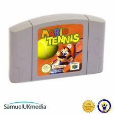 Mario Tennis (N64) (Cartridge Only) **GREAT CONDITION!**