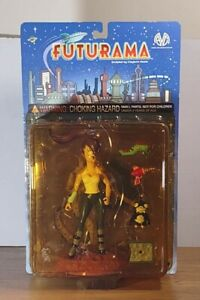 FUTURAMA Leela Action Figure Moore Collectibles 2000