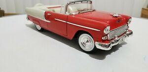 Ertl 1955 Chevrolet Convertible