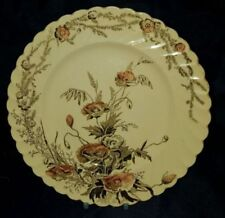 Decorative Clarice Cliff Pottery Side Plates