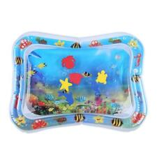Baby Kids Water Play Mat Inflatable Infants Tummy Time Playmat Toy LY
