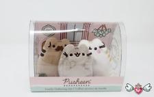 GUND Pusheen Plush Family Gathering Collector Set