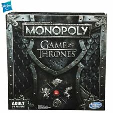Hasbro Game of Thrones Monopoly Collector's Edition Board Game Play Family Toy