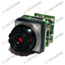 Mini Micro Telecamera Spy Cam 9.5x9.5mm Camera Nascosta 480TVL 0.008lux + Audio