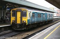 Arriva Trains Wales 150280 Cardiff Central 2006 Welsh Rail Photo