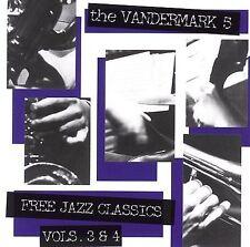 ~COVER ART MISSING~ Vandermark 5 CD Free Jazz Classics Vol. 3 & 4