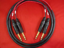 MOGAMI W2930 2-PAIR KEYBOARD CABLE 30/' NEUTRIK GOLD