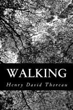 NEW Walking by Henry David Thoreau Paperback Book (English) Free Shipping