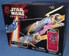 Star Wars Episode I Pod Racers set w/ Anakin & Sebulba figures, Hasbro, sealed