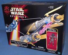 Star Wars Episode I Pod Racers w/ Anakin & Sebulba figures, Hasbro, new sealed