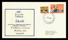 1978 AUSTRALIA THARWA SPACE TRACKING STA PIONEER VENUS LAUNCH