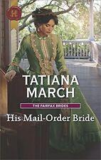 His Mail-Order Bride (The Fairfax Brides)