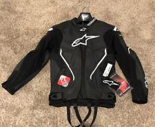 Alpinestars Atem Leather Jacket Black 52 EU