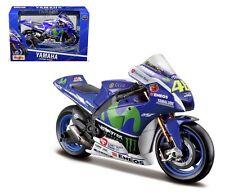 MAISTO 1:10 MOTORCYCLE YAMAHA FACTORY RACING 2016 MOTO GP #46 VALENTINO ROSSI