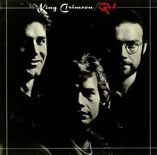 King Crimson RED 30th Anniversary Edition REMASTERED Hdcd NEW SEALED HD CD