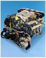 1987 Porsche 928 ENGINE, Refrigerator Magnet, 40 MIL THICK