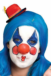 WOOCHIE CLOWN FACE NOSE PROSTHETIC COSTUME MAKEUP APPLIANCE FA34LG
