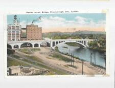 pk35327:Postcard-Hunter Street Bridge,Peterborough,Ontario