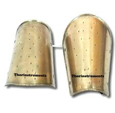 Medieval New Spartan Antique Brass Arm Guard Replica