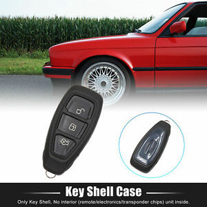 Car Replacement Key Shell Case for Ford Focus Fiesta Kuga Mondeo 3 Key Button