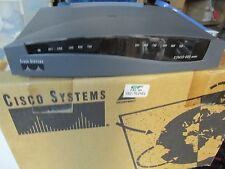 Cisco 800 Series Model 802 Router New Open Box With Power Supply