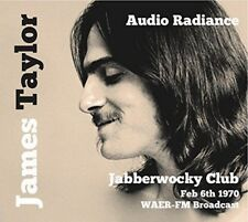 James Taylor - Audio Radiance (Jabberwocky Club, New York 1970) (NEW CD)