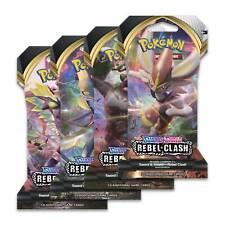 Pokemon Rebel Clash Manga Booster Packs - 36 Packs-Caja cantidad-a Estrenar!