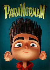 ParaNorman (DVD, 2015, Brand New & Sealed)