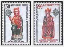 Timbres Europa Andorre 237/8 ** lot 14333