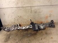 BMW WINDSCREEN WIPER LINKAGE 7 SERIES E65 FRONT MECHANSIM AND MOTOR 6976728