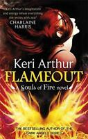 Flameout (Souls of Fire) by Arthur, Keri | Paperback Book | 9780349410982 | NEW
