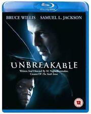 Unbreakable [Blu-ray] (2000) M. Night Shyamalan, Bruce Willis, Samuel L. Jackson