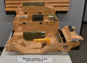 Mobile Command Center Figure Playset 1987 GI Joe Hasbro Vintage Playset