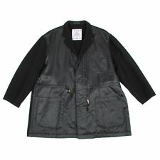 Yohji Yamamoto POUR HOMME  IMPERMEABLE Coat Size 50(K-44149)